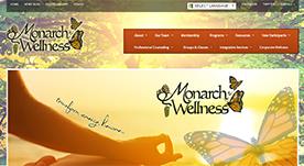 monarch thumb