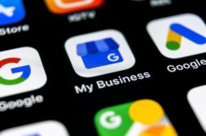 Google business damonaz design