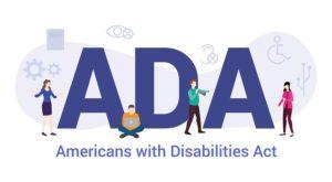 ADA compliance compliant website damonaz design